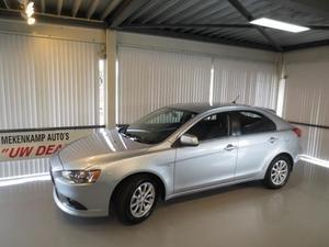 Mitsubishi Lancer Sportback 1.6 Edition Two 16` Leer Stoelverwarming Climate PDC Keyless
