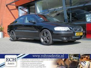 Volvo S60 2.5 R AWD Automaat, 18inch, Dolby surround