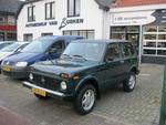 Lada Niva 1.7i, 4x4, LPG G3, L.M.Velgen, Stuurbekrachtiging