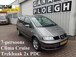 Seat Alhambra 7-Pers 2.0 Clima Cruise Trekhaak 2xPDC 7 Persoons
