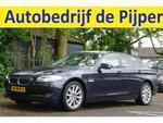 BMW 5-serie 523I 523 I HIGH EXECUTIVE NED.AUTO, LEDER, ELEKT.STOELEN MET MEMORY, GROOT NAVIGATIE, XENON   LED VE