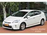 Toyota Prius 1.8 PLUG-IN DYNAMIC BUSINESS   Navigatie   HUD   Leder   Keyless entry
