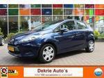 Ford Fiesta 1.25 LIMITED 5-DRS.   AIRCO   RADIO-CD   ELEK. RAMEN   TREKHAAK   *APK 17-02-2018*