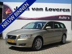 Volvo V50 1.8i Edition II met Clima   Leder   Cruise Control   17` LMV.