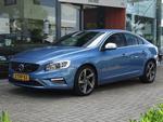 Volvo S60 D2 Aut. R-Design Navigatie Xenon Leder Bluetooth city-safety etc.