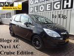 Opel Meriva 1.4 TURBO EDITION Navi Clima Cruise Trekhaak