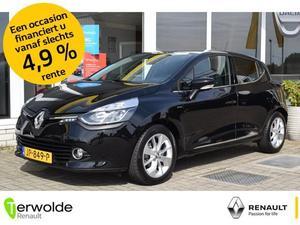 Renault Clio 0.9 TCE ECO2 LIMITED | Navigatie | Bluetooth | lichtmetalenvelgen | Parkeersensoren |