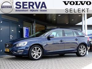 Volvo V60 D6 Plug-In Hybrid Summum 7% Bijtelling Hyb Tech