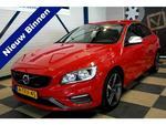 Volvo S60 bjr 2014 2.0 D4 133kW 181pk 6-bak R-DESIGN Driver Support CLIMA   ADAPT.CRUISE   NAVI SENSUS   SPORT