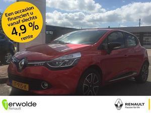 Renault Clio 0.9 TCe Expression | Airco | Centrale deurvergrendeling | Cruise control | 16` Lichtmetalen velgen |