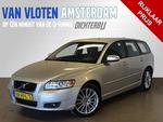 Volvo V50 1.8 EDITION II met leder, trekhaak, clima, cruise, lmv, pdc!!!
