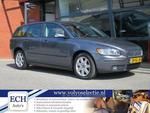 Volvo V50 2.0D 136pk Edition, Leer, Cruise control, Airco ecc