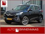 Hyundai iX35 1.6I 135pk GO!  Navi Parkeerhulp Half-leder  garantie tot juni 2020
