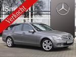 Mercedes-Benz C-klasse Estate 180 K AUT., BLUEEFFICIENCY BUSINESS CLASS AVANTGARDE AIRCO, CRUISE CONTROL, PARKEERSENSOREN