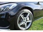 Mercedes-Benz C-klasse 220 CDI AMG styling  Memory  Distronic  Trekhaak  Schuifdak  Head-Up display