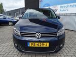 Volkswagen Touran 2.0 TDI Match! 7-Persoons! Leer! Xenon LED! PDC! Stoelverw! 16`Inch! MF-Stuur! 1ste Eigenaar!