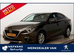 Mazda 3 SEDAN 1.5 100PK TS | NAVIGATIE | XENON | LMV | LAGE KM-STAND! |