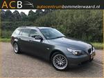 BMW 5-serie Touring 530XD EXECUTIVE AUTOMAAT   X DRIVE   LEDER   XENON. Fantastische auto.