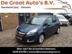 Opel Meriva 1.4 TURBO BLITZ =RIJKLAAR= Ecc   Cruise Controle   Telefoon   Lmv