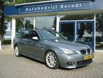 BMW 5-serie 520i Touring Aut Panorama-Schuifkdak M-PAKKET Leder Bi-Xenon Trekh-Afn PTS Navi Stoelverw TOPSTAAT !