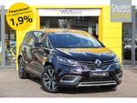 Renault Espace dCi 160pk Initiale Paris 7p. NORMAAL RIJKLAAR 61.955, NU 58.950,-   Bose   Panoramadak   Navigatie  