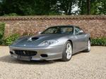 Ferrari 575M Maranello Only 37.188 kms! German car, special colour, all original