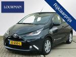 Toyota Aygo 1.0 VVT-i X-WAVE | NAVI | CLIMATE CONTROL | SAFETY SENSE|CANVAS SCHUIFDAK|
